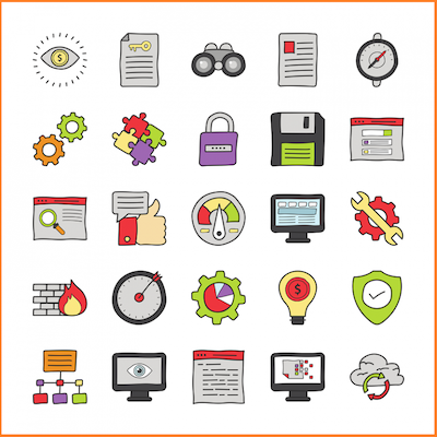 chat app icons