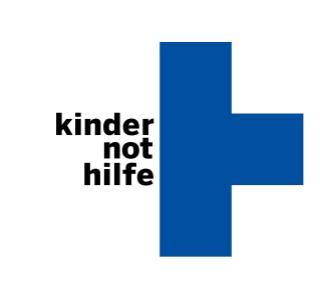 Logo der Kindernothilfe Deutschland