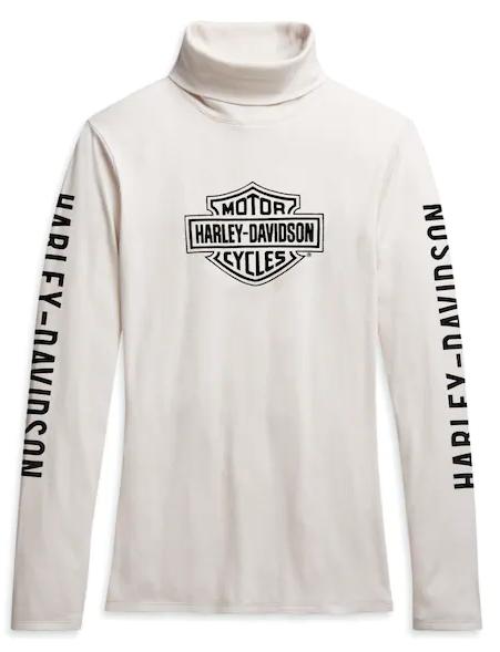 A Harley Davidson shirt.