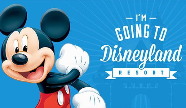 Eine Werbung von Disney.