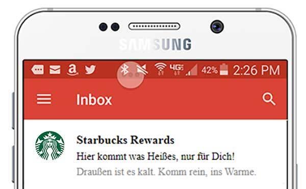 Die Marke verleiht der E-Mail-Betreffzeile eine neue Bedeutung.