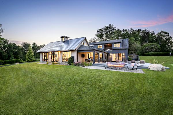 Modern farmhouse - This Old House