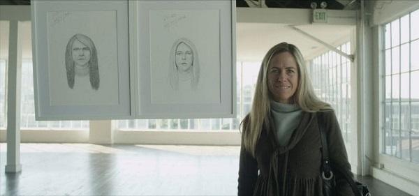 Die Kampagne von Dove mit Skizzen der Künstler.