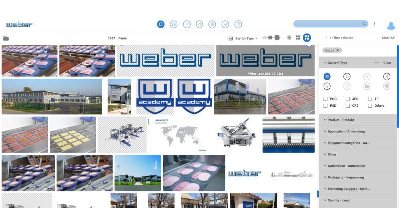 Weber Maschinenbau ScreenshotI