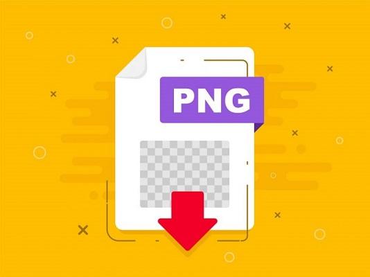 Das Dateisymbol für das PNG-Bildformat.