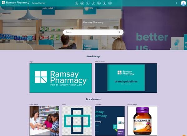 Ramsay Health Care Canto portal