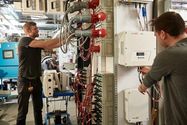 SolarEdge employees photos_HQ_April 2018 Credit: Gadi Sierra_Photographer