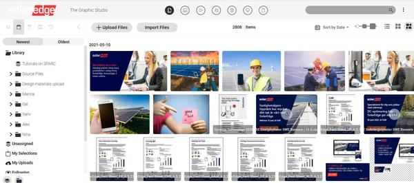 SolarEdge snapshot Workspace