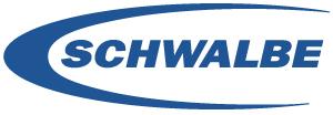 Das Logo von Schwalbe.